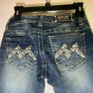 Miss Me Skinny Jeans Denim Brand.